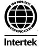 Certifikat 9001:2015