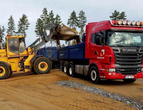 Vi söker vikarierande Transportledare till anläggning i Umeå